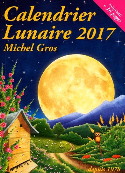 Librairie lire au jardin agendas - Calendrier de la lune 2017 ...